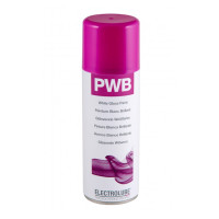 ELECTROLUBE PWB – High Gloss Paint - White