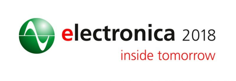 Relyon Plasma at Electronica 2018, Munich, 13.-16. November