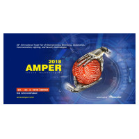 Meet us at AMPER 2018 - BRNO - CZECH REPUBLIC from 20. - 23. March 2018