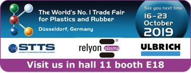 K-Fair, Düsseldorf Germany, 16th to 23rd of October