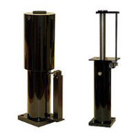 Shock absorbers for elevators