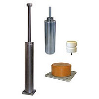 Heavy duty shock absorbers and stoppers