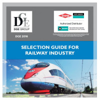 New Brochure - Selection Guide for railway industry