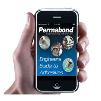 Permabond application for smartphones and tablet computers