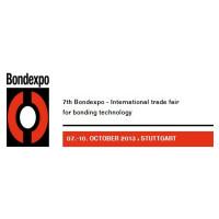 Bondexpo Internationale Fachmesse für Klebtechnologie